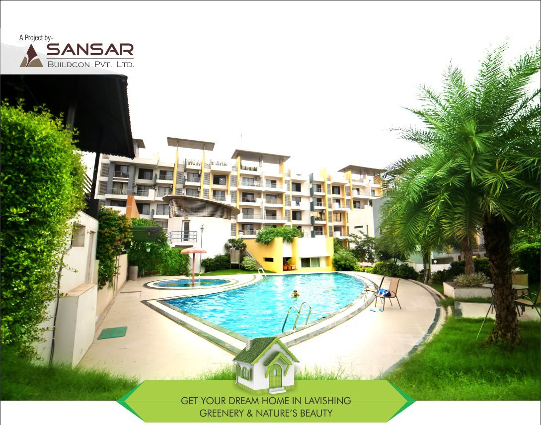 GET YOUR DREAM HOME IN LAVISHING GREENERY & NATURES BEAUTY ..